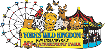York's Wild Kingdom Maine's Favorite Zoo and Amusement Park